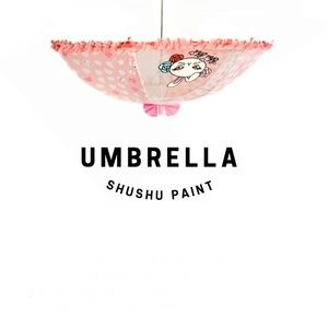 Girl's umbrella 🌂